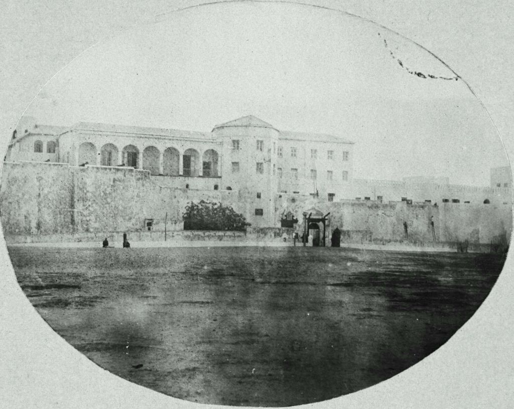 Castle St. George d' Elmina, ca 1870-1890. Photo courtesy of the National Museum of World Cultures